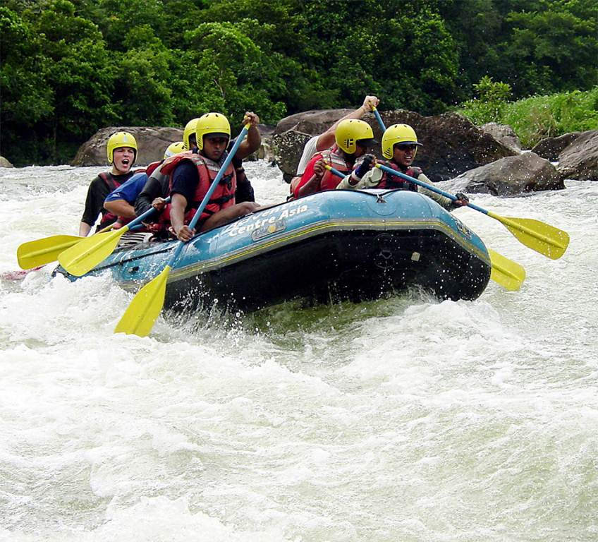 In Natural Ponds River Expeditions Rain Forest Walks And Trails Flat Water Rafting Waterfall Abseilling Mountain Bikingetc